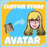 Custom HD Store Avatar