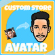 Custom HD Store Avatar