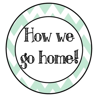 "Custom ""How we go home"" banner printable"