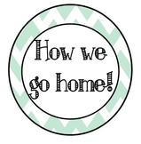 "Custom ""How we go home"" banner printable"