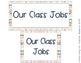 Custom Job Chart [Tribal Soft Colors]