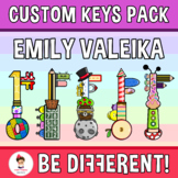 Custom Keys Pack (Emily Valeika)