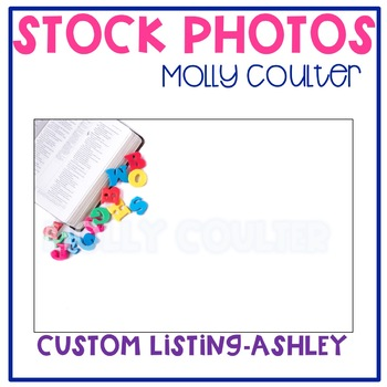 CUSTOM LISTING for Ashley-Personal & Commercial Use