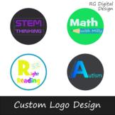 Custom Logo Design for TPT Sellers