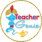 Custom Logo design for TpT / Social Media / Website