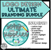 Custom Logo Design - ULTIMATE Branding BUNDLE!