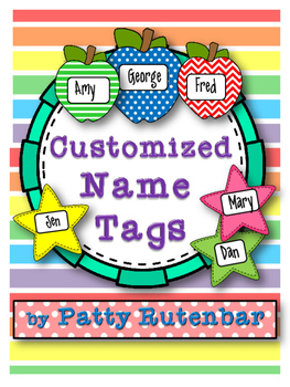Custom Name Tags 2016
