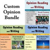 Custom Opinion Bundle
