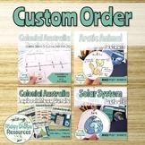 Custom Order Kate