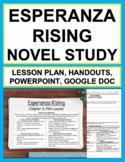 Esperanza Rising   Printable & Digital Novel Study