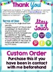 Custom Order Resources - Jen Stamm