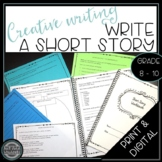 Write a Short Story:  Creative Writing Notebook