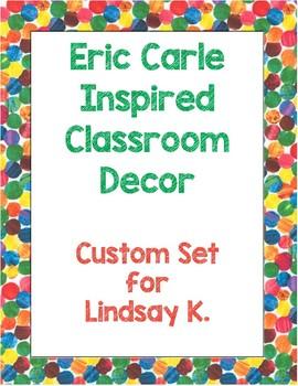 Custom Order for Lindsay K