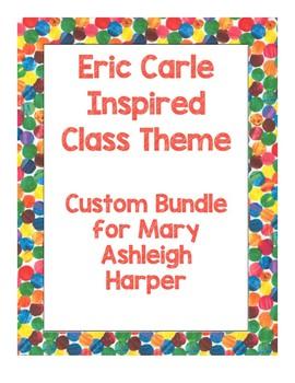 Custom Order for Mary Ashleigh Harper