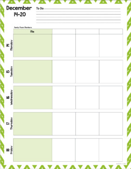 image relating to Weekly Planning Sheets identify Custom made Planner Weekly Planner Sheets 2020