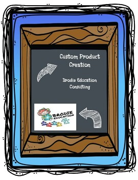 Custom Product Creation Service