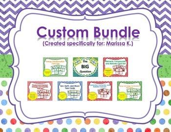 Custom Science Bundle- Created for Marissa K.