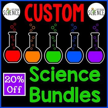 Custom Science Bundles