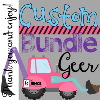 Custom Science From The South Bundle for Geer