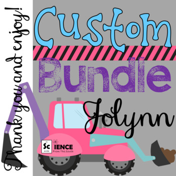 Custom Science From The South Bundle for Jolynn