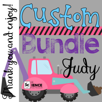 Custom Science From The South Bundle for Judy