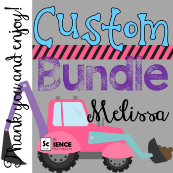 Custom Science From The South Bundle for Melissa