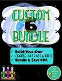 Custom Science Unit Bundle (Pack of at least 6 Units)
