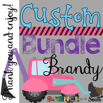 Custom Science from the South Bundle for Brandy