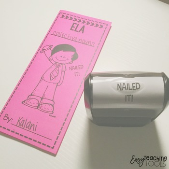 Custom Self-Inking Stamp for your Class!