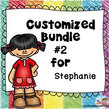 Custom Set #2 for Stephanie