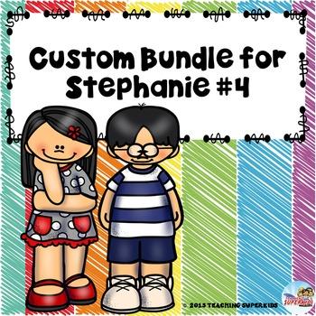 Custom Set 4 for Stephanie