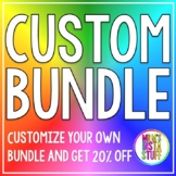 CUSTOM TPT BUDNLE WITH 20% OFF