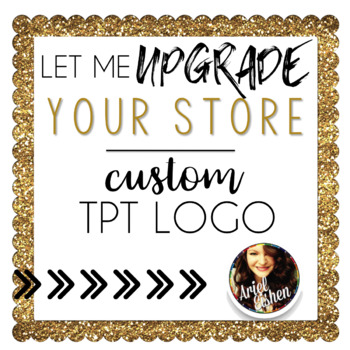 Custom TPT Logo Design