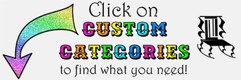 Custom Animated TPT Quote GIF Banner - Make your store POP! Basic Package