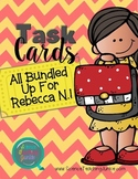 Custom Task Card Bundle for Rebecca N.