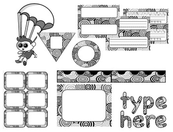 Custom Theme Decor Set  TARGET