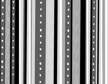 Editable Custom Theme Decore Set   STRIPE-Y