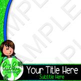 Custom TpT Cover Design Template for Sellers