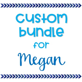 Custom Virginia Studies Sorts Bundle for Megan