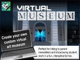 Custom Virtual Art Museum