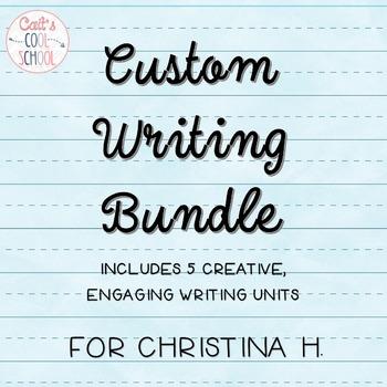 Custom Writing Bundle Listing Christina