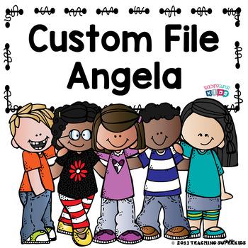 Custom Editable Weekly Look