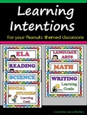 Custom for Cathy E. - Learning Intention Signs