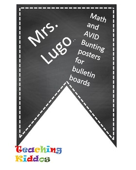 Custom made- Mrs. Lugo