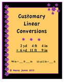 Customary Conversions