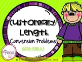 Customary Length Conversions