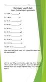 Customary Length Quiz (In, Ft, Yd)