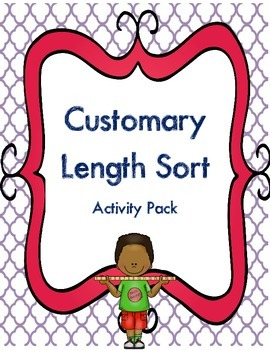 Customary Length Unit Sort