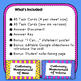 {HALF OFF} Customary Mass and Volume Task Cards with BONUS Google Slideshow