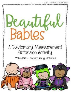 Customary Measurement Baby Activity